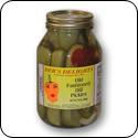 Deb's Delights Old Fashioned Dill Pickles