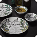 Rosanna Olive Oil Dipping Dishes