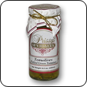Prissy's Tomolives Pickled Green Tomatoes