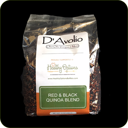 Quinoa Red and Black Blend