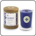 Root Candles Meditate